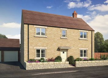 "Thumbnail 3 bed detached house for sale in ""The Datchet_The Meadows"" at Todenham Road, Moreton-In-Marsh"