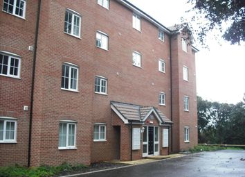 Thumbnail 2 bed flat to rent in Galahad Close, Larkhill Road, Yeovil, Somerset