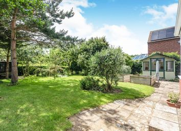 Thumbnail 3 bed detached house for sale in St Andrews Drift, Langham, Holt