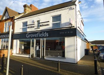 Thumbnail Retail premises for sale in Lincolon Road, Peterborough