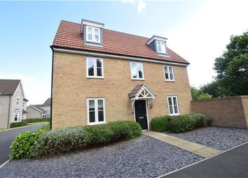 Thumbnail 5 bed detached house to rent in Christy Close, Frampton Cotterell, Bristol