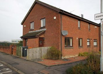 Thumbnail 1 bed end terrace house to rent in Ashfield, Bishopbriggs, Glasgow