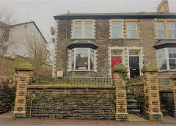 Thumbnail 4 bed semi-detached house for sale in Wainfelin Road, Pontypool