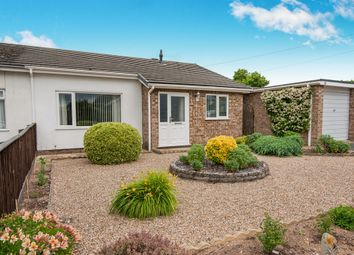Thumbnail 2 bedroom semi-detached bungalow for sale in The Paddocks, Brandon