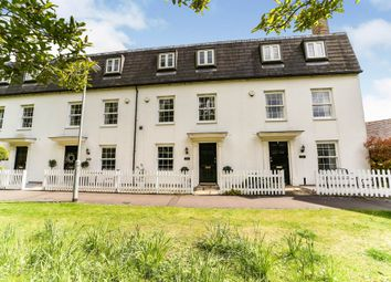 Thumbnail 4 bed town house for sale in Hinxton Road, Duxford, Cambridge