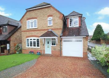 Thumbnail 4 bed detached house for sale in Weldon Drive, West Molesey