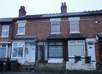 Thumbnail 2 bedroom terraced house for sale in Roma Road, Tyseley, Birmingham, West Midlands