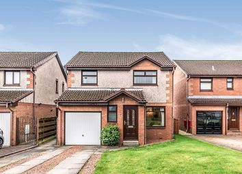 Thumbnail 3 bed detached house for sale in Cuttyfield Place, Carronshore, Falkirk, Stirlingshire