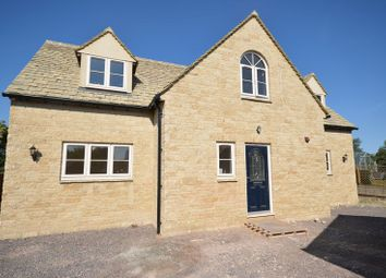Thumbnail 3 bed detached house to rent in Station Road, Brize Norton, Carterton