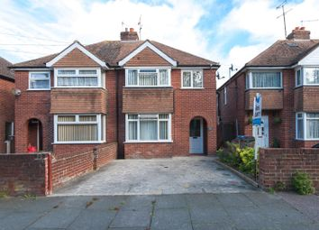 Thumbnail 3 bedroom semi-detached house for sale in Nash Road, Margate