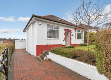 Thumbnail 2 bed bungalow for sale in Douglas Park Crescent, Bearsden, Glasgow, East Dunbartonshire