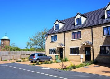 Thumbnail 3 bed town house for sale in Bell View, Mansfield