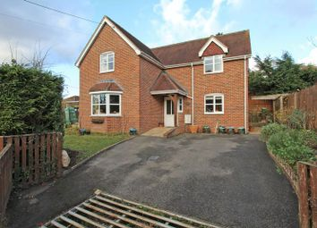 Thumbnail 3 bed detached house for sale in Chapel Lane, Nomansland, Salisbury