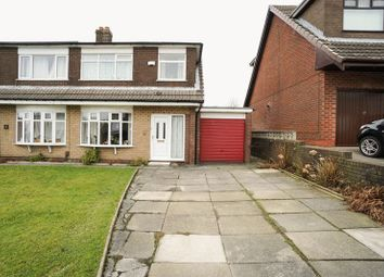 Thumbnail 3 bedroom semi-detached house for sale in Bond Close, Horwich, Bolton