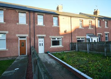 Thumbnail 2 bed terraced house for sale in Edward Street, Craghead, Stanley