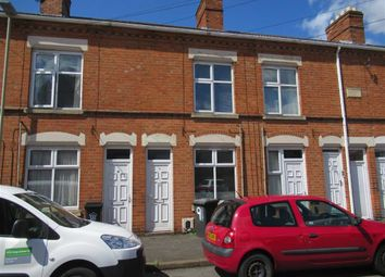 Thumbnail 1 bed flat to rent in Brentwood Road, Knighton Fields, Leicester