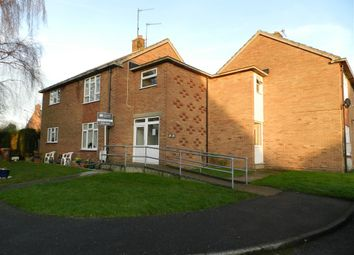 Thumbnail 2 bedroom flat for sale in Lancaster Close, Fakenham