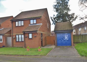 Thumbnail 3 bed detached house for sale in Heathfields, Trimley St. Martin, Felixstowe