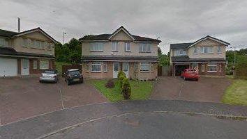 Thumbnail 3 bed semi-detached house to rent in Leverngrove Court, Glasgow
