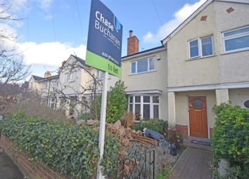 Thumbnail 3 bed terraced house to rent in Radnor Road, Twickenham