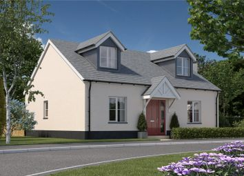 Thumbnail 3 bed detached house for sale in Plot 9, Belle Vue Heights, Ashley Road, Uffculme, Devon