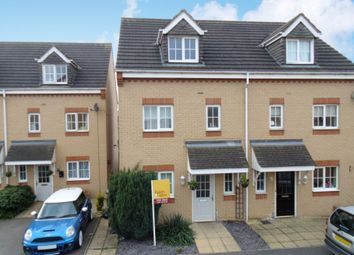 Thumbnail 4 bed semi-detached house for sale in Brunel Drive, Biggleswade