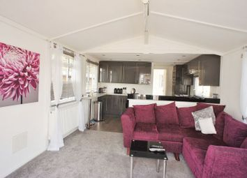 Thumbnail 1 bedroom mobile/park home for sale in Haven Village, Promenade Way, Brightlingsea, Colchester