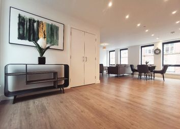 Thumbnail 2 bed flat for sale in Carver Street, Birmingham