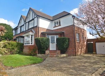 Thumbnail 3 bedroom semi-detached house for sale in St. Catherines Way, Fareham