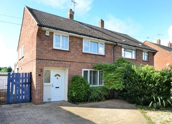 Thumbnail 3 bed property to rent in Wishmoor Road, Camberley, Surrey