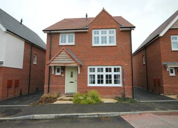 Thumbnail 4 bed detached house for sale in Wymund Way, Hauxton
