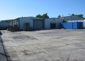 Land to let in London Road, West Thurrock RM20
