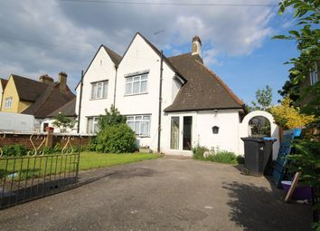 Thumbnail 3 bed semi-detached house for sale in Dunholme Road, London