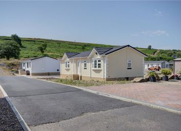Thumbnail 2 bed lodge for sale in Dales View Park, Higher Lane, Salterforth, Barnoldswick