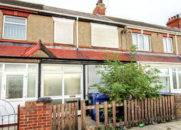 Thumbnail 3 bed terraced house for sale in Newhaven Terrace, Grimsby
