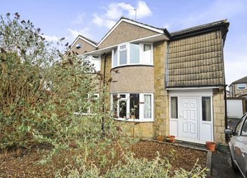 Thumbnail 3 bed semi-detached house for sale in Woodside Crescent, Cottingley, Bingley