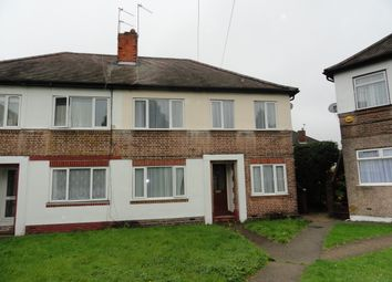 Thumbnail 2 bed maisonette to rent in Greenway Gardens, Greenford Middlesex