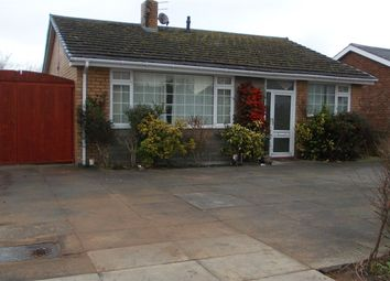 Thumbnail 3 bed detached bungalow to rent in Ullswater Avenue, Fleetwood