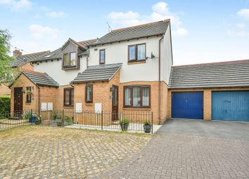 Thumbnail 2 bed semi-detached house for sale in Sandown Drive, Chippenham