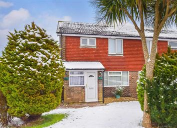 Thumbnail 3 bed semi-detached house for sale in Spring Walk, Newport, Isle Of Wight