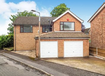 4 bed detached house for sale in Ayscough Avenue, Nuthall, Nottingham NG16