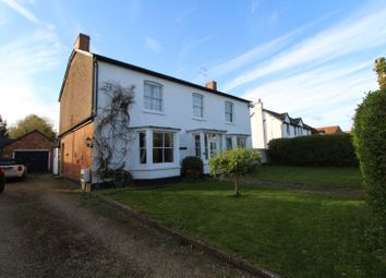 Thumbnail 4 bed detached house for sale in North End Road, Steeple Claydon