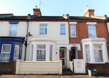 Thumbnail 3 bed terraced house for sale in Gwynne Road, Dovercourt, Harwich