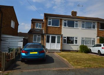 Thumbnail 4 bed semi-detached house for sale in Tiverton Road, Loughborough