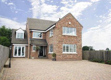 Thumbnail 5 bed detached house for sale in Station Road, Ossett