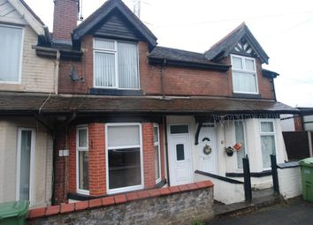 Thumbnail 2 bed property to rent in Herbert Road, Stafford