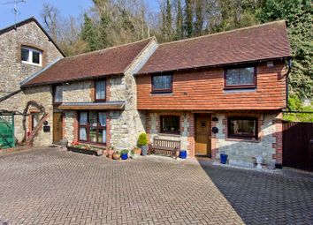 Thumbnail 4 bed barn conversion for sale in The Maltings, Bottlescrew Hill, Boughton Monchelsea