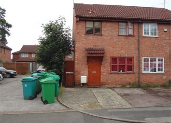 Thumbnail 3 bed semi-detached house to rent in Gawthorne Street, New Basford