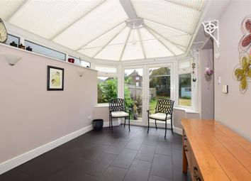 Thumbnail 4 bed semi-detached house for sale in Hevers Avenue, Horley, Surrey