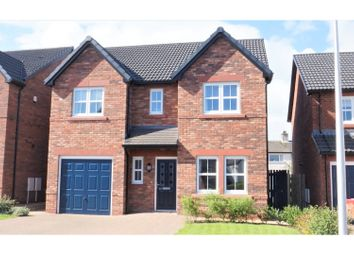 Thumbnail 4 bed detached house for sale in St. Mungos Close, Dearham